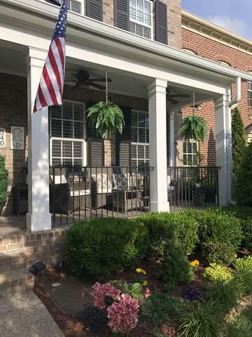 540 Sydenham Dr, Franklin, TN 37064 (MLS #RTC2150672) :: Village Real Estate