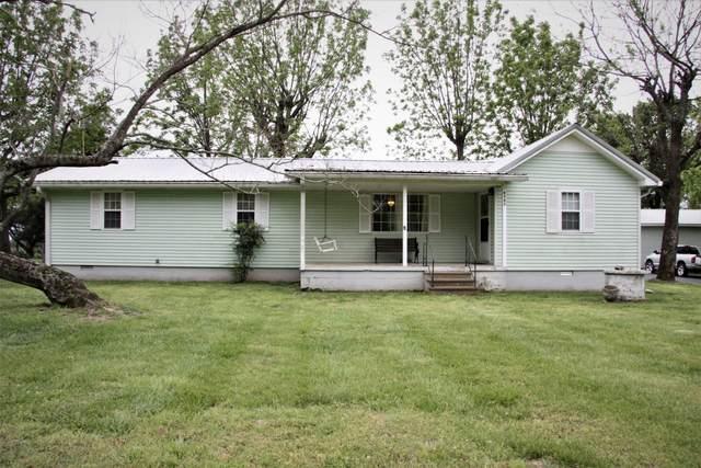 9580 Elk Ridge Rd, Mount Pleasant, TN 38474 (MLS #RTC2150684) :: Village Real Estate
