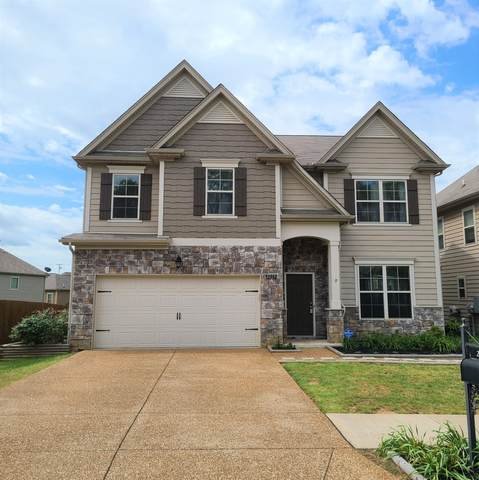 2013 Austin Dr, Spring Hill, TN 37174 (MLS #RTC2150699) :: Exit Realty Music City