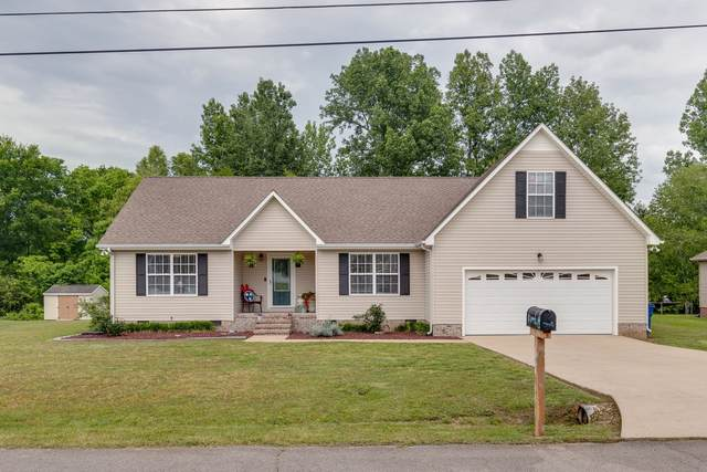 412 Brookside Dr, Mount Pleasant, TN 38474 (MLS #RTC2150714) :: Village Real Estate
