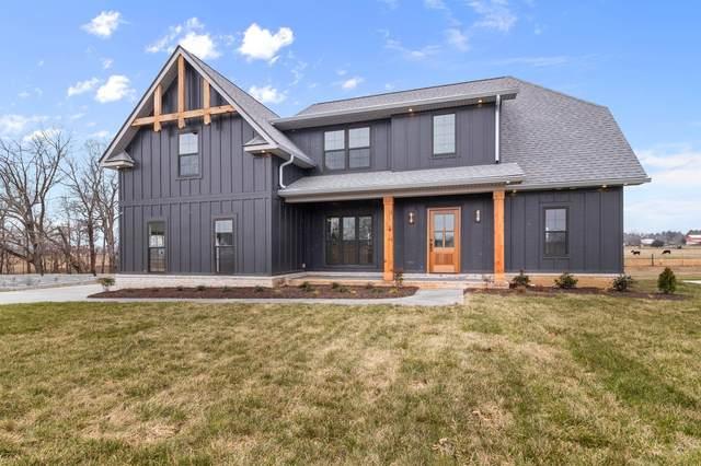 13 Whitewood Farm, Clarksville, TN 37043 (MLS #RTC2150734) :: The Miles Team | Compass Tennesee, LLC
