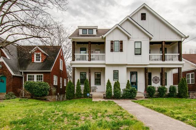 927A Bradford Ave, Nashville, TN 37204 (MLS #RTC2150829) :: Village Real Estate