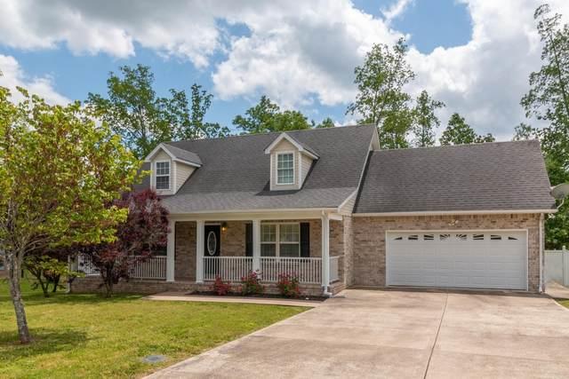 368 Indian Springs Cir, Manchester, TN 37355 (MLS #RTC2150840) :: Village Real Estate