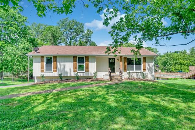 879 Forrest Glen, Old Hickory, TN 37138 (MLS #RTC2150868) :: Stormberg Real Estate Group
