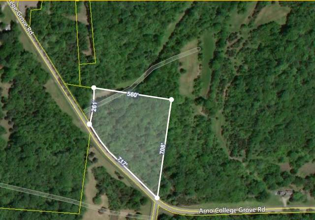 6498 Arno College Grove Rd, College Grove, TN 37046 (MLS #RTC2150876) :: Berkshire Hathaway HomeServices Woodmont Realty