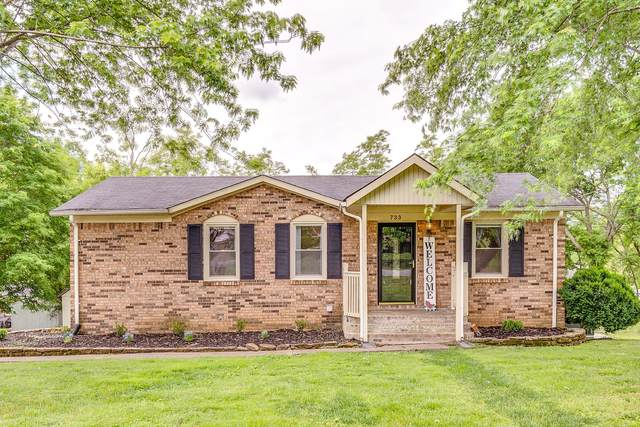 733 Sanders St, Lewisburg, TN 37091 (MLS #RTC2150974) :: Maples Realty and Auction Co.