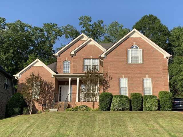 126 Ridgeview Trce, Hendersonville, TN 37075 (MLS #RTC2150975) :: Berkshire Hathaway HomeServices Woodmont Realty