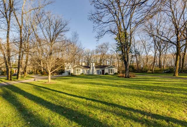 606 Lynnwood Blvd, Nashville, TN 37205 (MLS #RTC2151007) :: Village Real Estate