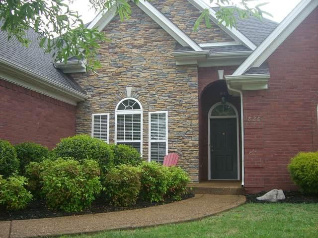 826 Chaqueta Ct, Smyrna, TN 37167 (MLS #RTC2151016) :: The Helton Real Estate Group
