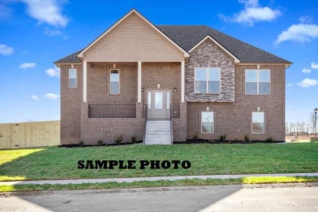 229 Griffey Estates, Clarksville, TN 37042 (MLS #RTC2151080) :: Berkshire Hathaway HomeServices Woodmont Realty