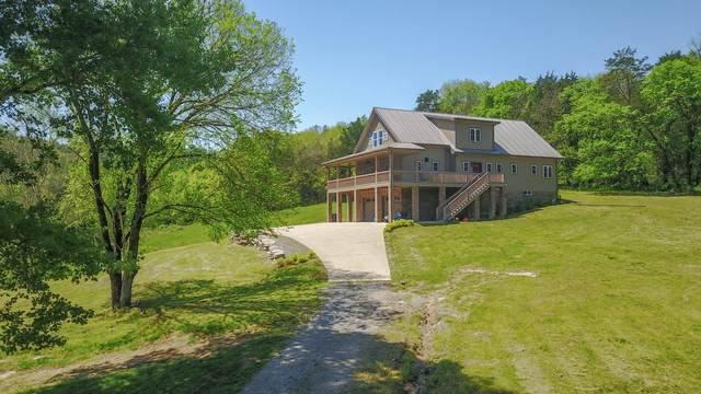 453 Herring Hollow Ln, Gainesboro, TN 38562 (MLS #RTC2151098) :: Village Real Estate