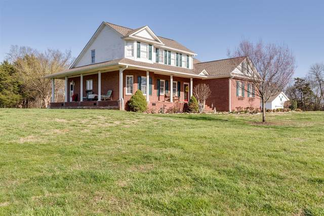 1400 Double Bridge Rd, Lewisburg, TN 37091 (MLS #RTC2151111) :: John Jones Real Estate LLC