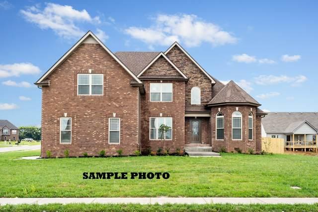250 Griffey Estates, Clarksville, TN 37042 (MLS #RTC2151112) :: Berkshire Hathaway HomeServices Woodmont Realty