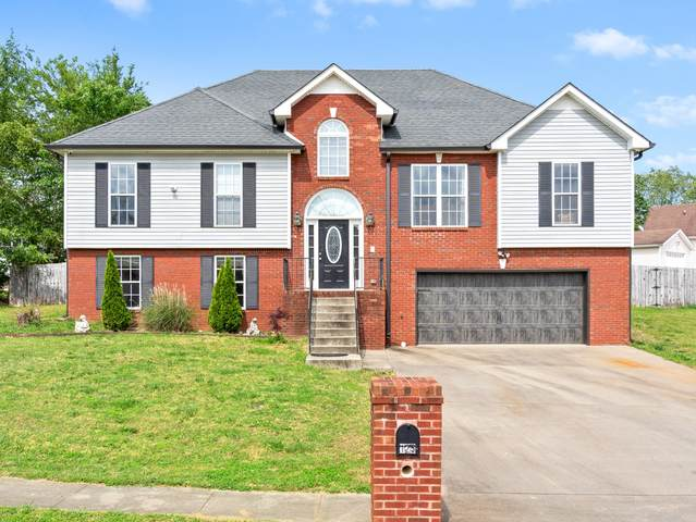 125 W Observatory Drive, Clarksville, TN 37040 (MLS #RTC2151155) :: Nashville on the Move