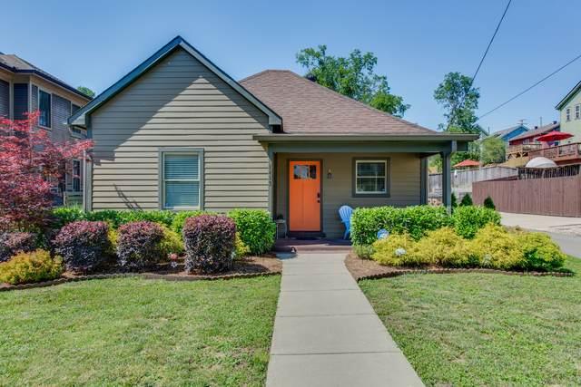 1413 Lillian St, Nashville, TN 37206 (MLS #RTC2151206) :: Fridrich & Clark Realty, LLC