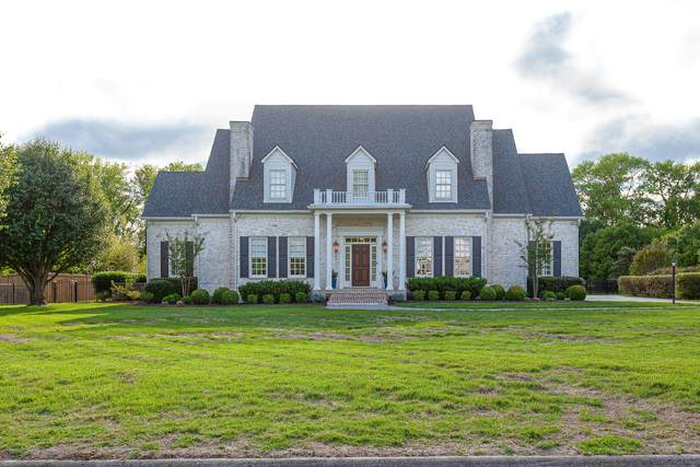 1161 Echo Ln, Franklin, TN 37069 (MLS #RTC2151268) :: HALO Realty