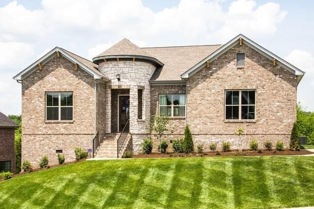 7061 Big Oak Rd-Lot 155, Nolensville, TN 37135 (MLS #RTC2151286) :: Berkshire Hathaway HomeServices Woodmont Realty