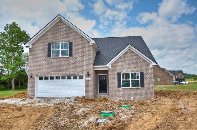622 Golden Eagle Ct.- #25, Eagleville, TN 37060 (MLS #RTC2151334) :: John Jones Real Estate LLC