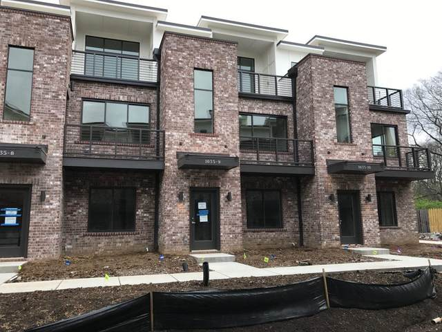 1035 Chester Ave #10, Nashville, TN 37206 (MLS #RTC2151359) :: Armstrong Real Estate