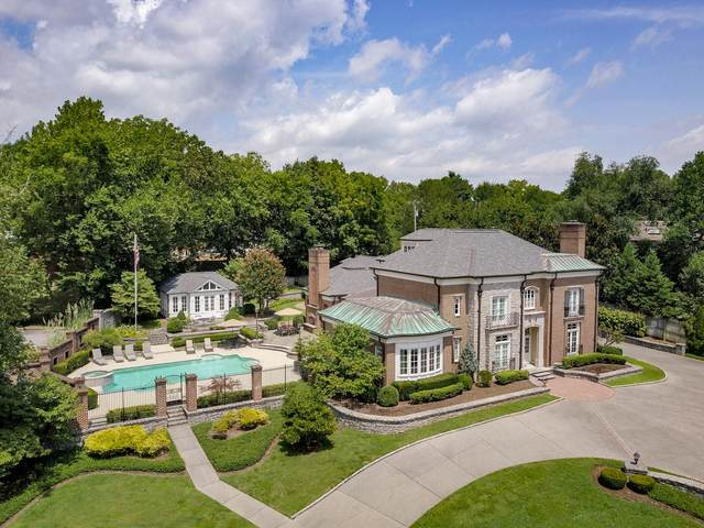 2804 Wimbledon Rd, Nashville, TN 37215 (MLS #RTC2151411) :: Armstrong Real Estate