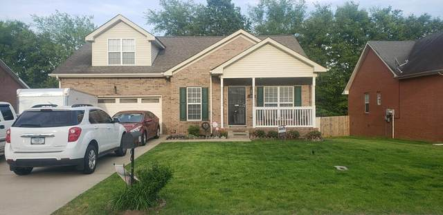 305 Maple Park Dr, Clarksville, TN 37040 (MLS #RTC2151593) :: Berkshire Hathaway HomeServices Woodmont Realty
