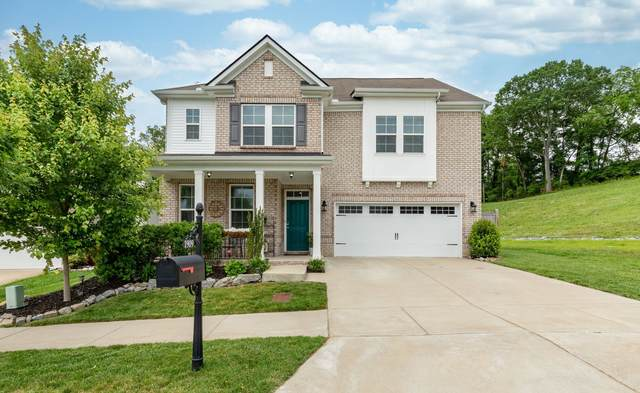 1909 Stonewater Dr, Hermitage, TN 37076 (MLS #RTC2151594) :: The Kelton Group