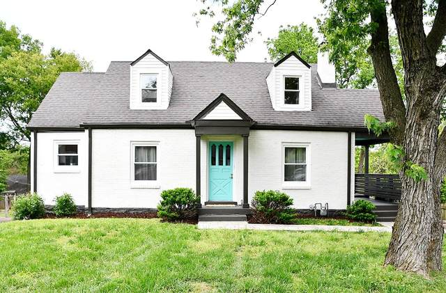 1215 Sunnymeade Dr, Nashville, TN 37216 (MLS #RTC2151640) :: Village Real Estate