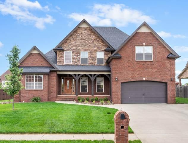 2536 Remington Trce, Clarksville, TN 37043 (MLS #RTC2151664) :: Stormberg Real Estate Group