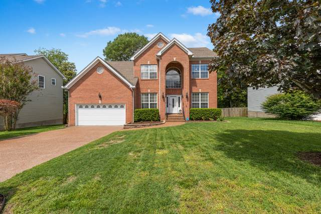 146 West Harbor, Hendersonville, TN 37075 (MLS #RTC2151681) :: Village Real Estate