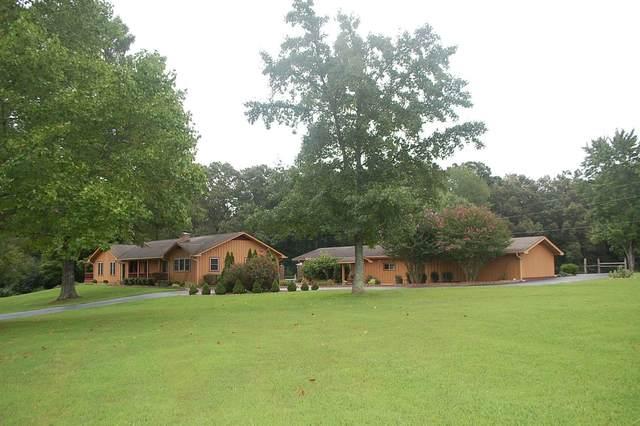 560 Parkway Rd, Tullahoma, TN 37388 (MLS #RTC2151704) :: Village Real Estate