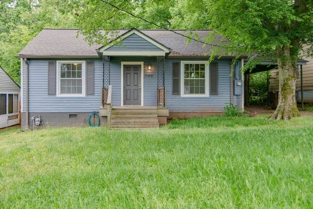 940 Chickasaw Ave, Nashville, TN 37207 (MLS #RTC2151758) :: HALO Realty