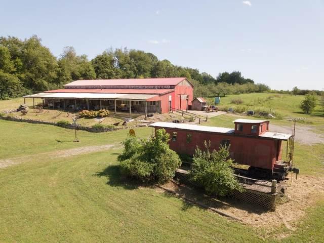 2406 Hartsville Pike, Gallatin, TN 37066 (MLS #RTC2151800) :: Cory Real Estate Services