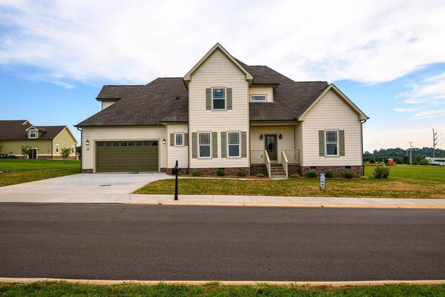 43 Cannonball Ct, Winchester, TN 37398 (MLS #RTC2151933) :: Village Real Estate