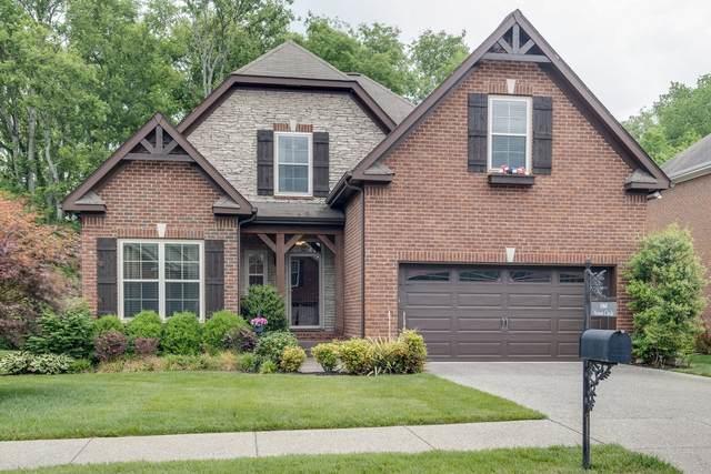 1060 Aenon Cir, Spring Hill, TN 37174 (MLS #RTC2151974) :: Village Real Estate