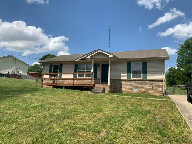 1031 Tolliver Way, Clarksville, TN 37040 (MLS #RTC2152003) :: Berkshire Hathaway HomeServices Woodmont Realty