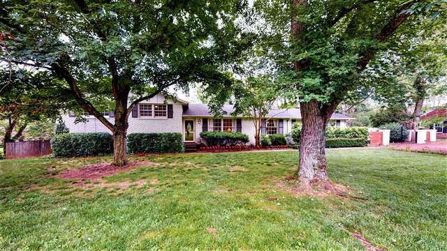 5931 Post Rd, Nashville, TN 37205 (MLS #RTC2152021) :: Felts Partners