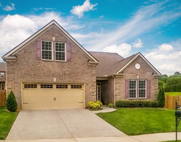 5407 Pisano St, Mount Juliet, TN 37122 (MLS #RTC2152050) :: The Matt Ward Group