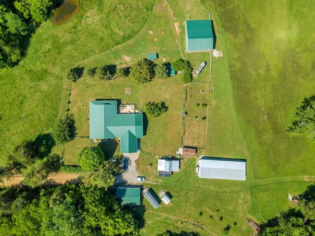 2643 Campbells Station Rd, Culleoka, TN 38451 (MLS #RTC2152072) :: The Miles Team | Compass Tennesee, LLC