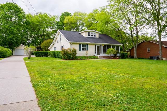 605 New Hitt Ln, Goodlettsville, TN 37072 (MLS #RTC2152114) :: Berkshire Hathaway HomeServices Woodmont Realty