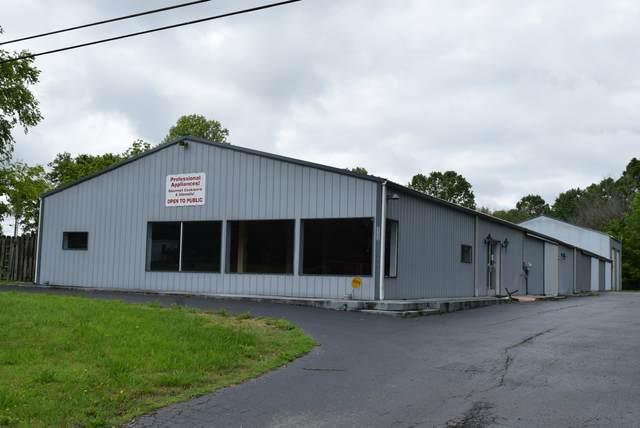 2553 Murfreesboro Hwy, Manchester, TN 37355 (MLS #RTC2152132) :: Village Real Estate