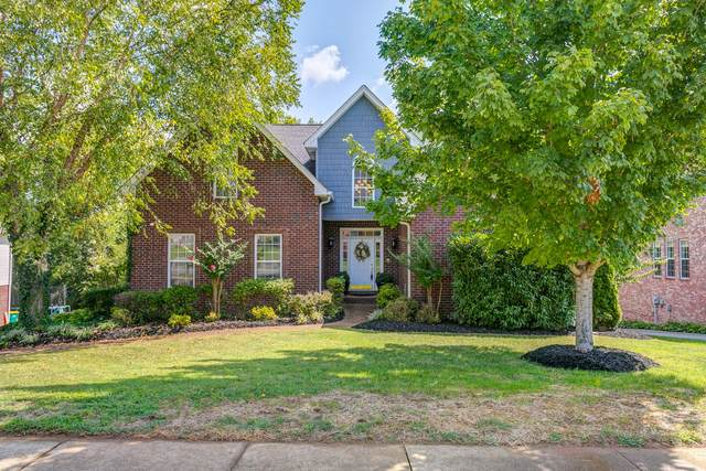 1524 Bunbury Dr, Thompsons Station, TN 37179 (MLS #RTC2152194) :: Cory Real Estate Services