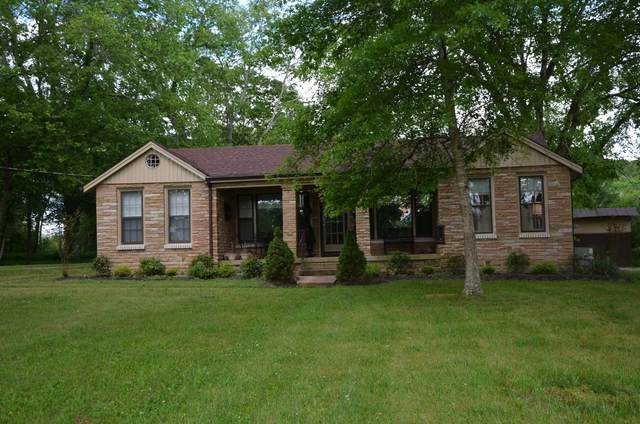 10235 Hartsville Pike, Lebanon, TN 37087 (MLS #RTC2152202) :: Village Real Estate