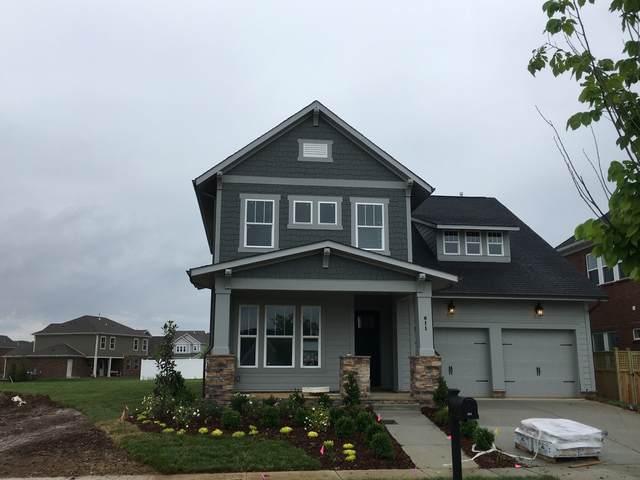 611 Penhurst Pl  #519, Hendersonville, TN 37075 (MLS #RTC2152207) :: Ashley Claire Real Estate - Benchmark Realty