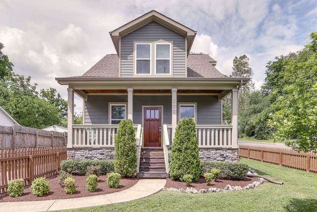 200 Lutie St, Nashville, TN 37210 (MLS #RTC2152224) :: Nashville on the Move