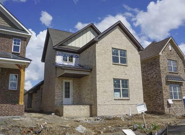 1025 Paddock Park Cir174, Gallatin, TN 37066 (MLS #RTC2152229) :: Village Real Estate
