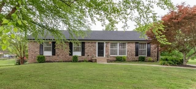 2108 Belmont Dr, Clarksville, TN 37043 (MLS #RTC2152233) :: The Miles Team | Compass Tennesee, LLC