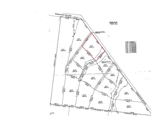 3 Hanging Rock Dr, Altamont, TN 37301 (MLS #RTC2152248) :: Benchmark Realty