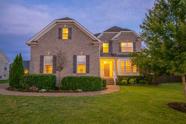 1058 Harvey Springs Dr, Spring Hill, TN 37174 (MLS #RTC2152260) :: CityLiving Group