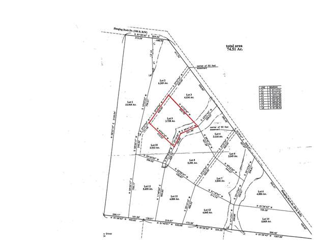 9 Hanging Rock Dr, Altamont, TN 37301 (MLS #RTC2152281) :: Armstrong Real Estate