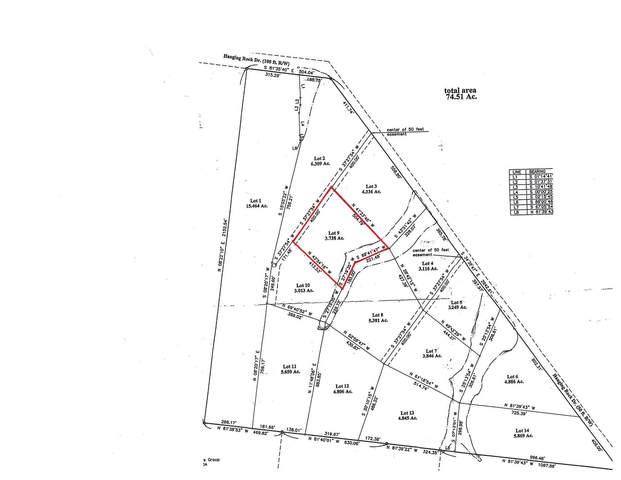9 Hanging Rock Dr, Altamont, TN 37301 (MLS #RTC2152281) :: Benchmark Realty